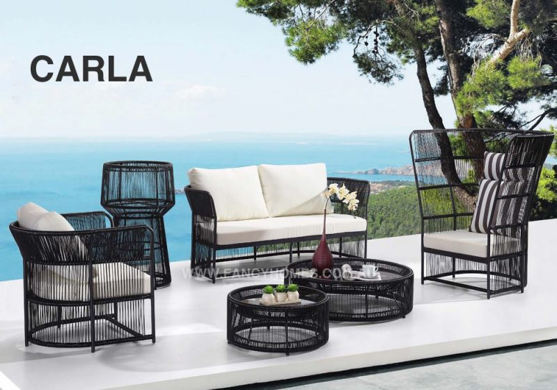 CARLA-OUTDOOR LOUNGE SET