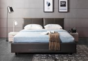 HARVEY-LEATHER BED-2
