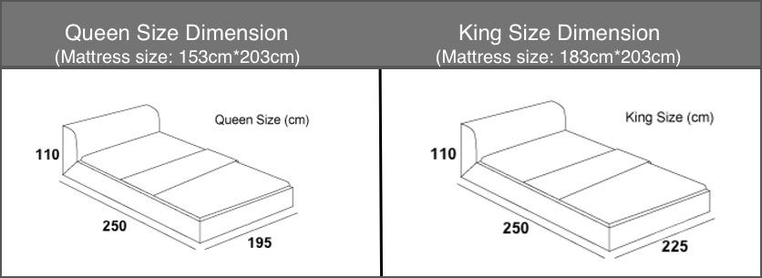 Savino Dimensions