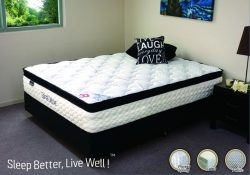 pocket spring mattress medium