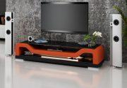 TS1004-Orange+Black
