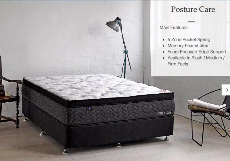 posture care mattress