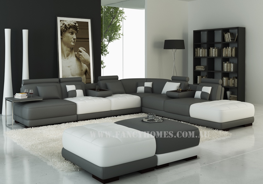 Paris fancy homes for Canape cuir italien natuzzi