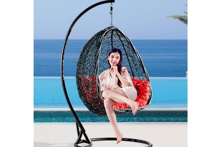 Fancy Homes BP732-B hanging chair