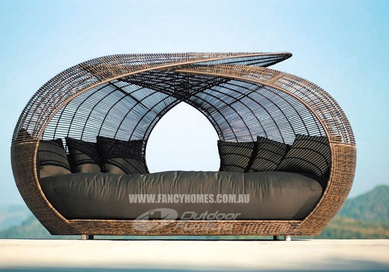 NEST-OUTDOOR SUNBED