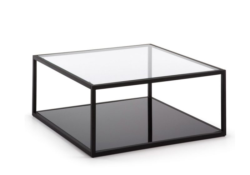 Kadia coffee table in square