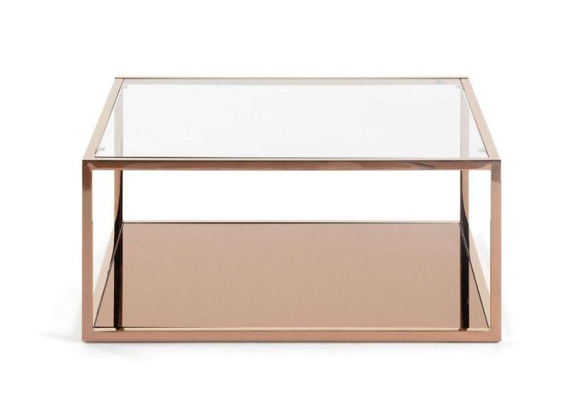 Fancy Homes Kadia square coffee table