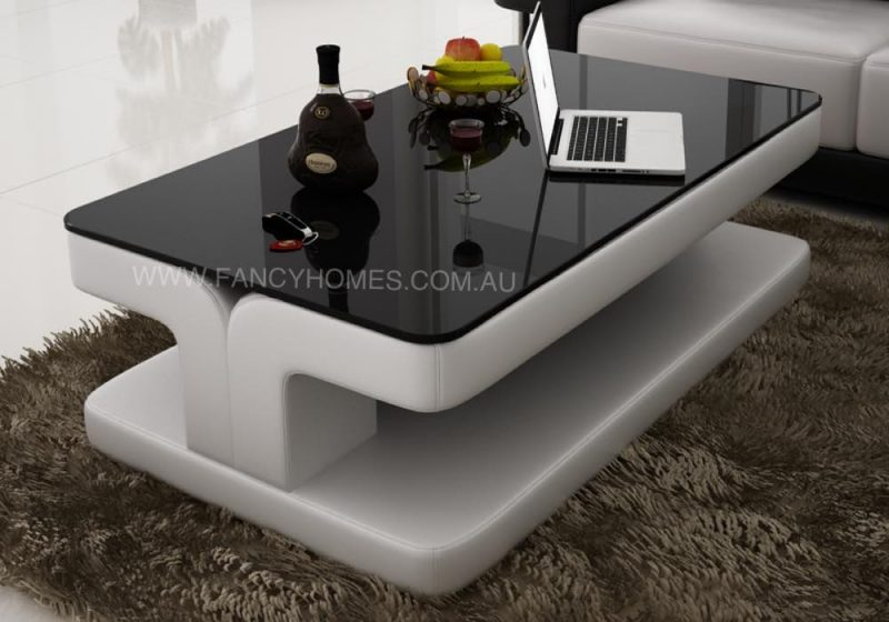 CT4408 coffee table in white