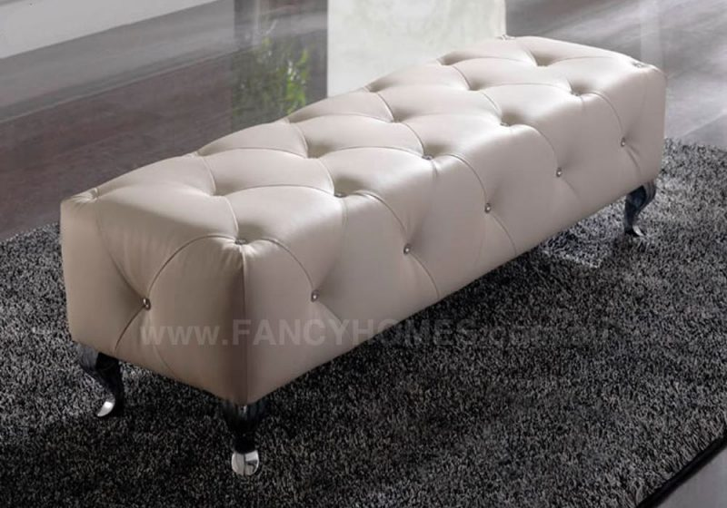 FT155 CHESTERFIELD OTTOMAN
