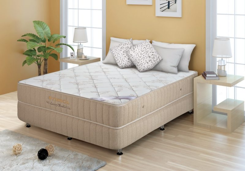 extra firm mattress-luxury comfort