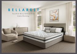 Angaston gel memory foam mattress