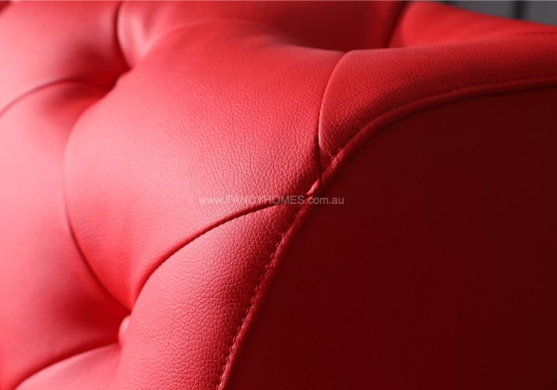 High-density Foams are used in Fancy Homes Catrina Modular Leather Sofa to deliver comfort and quality