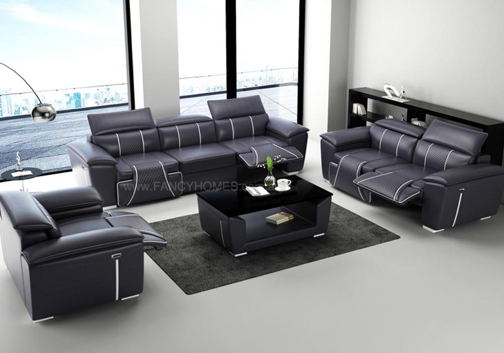 Buy Apollo D Recliner Lounges Suites Leather Sofa Fancy