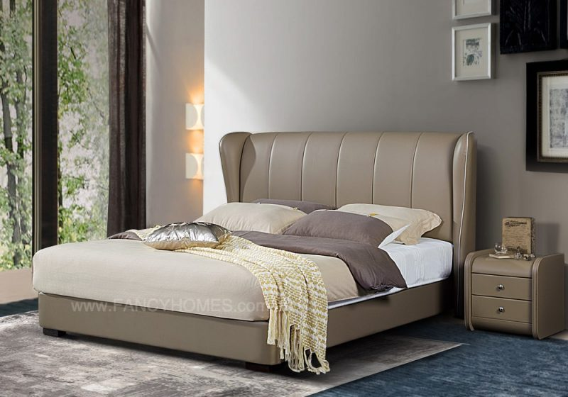 corolla leather bed frame
