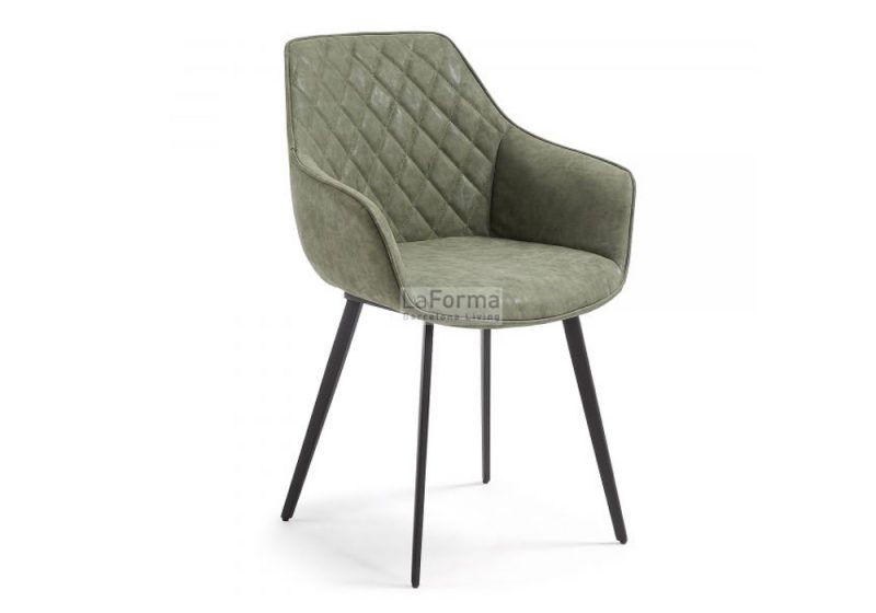 Fancy homes Aminy dining chair in green