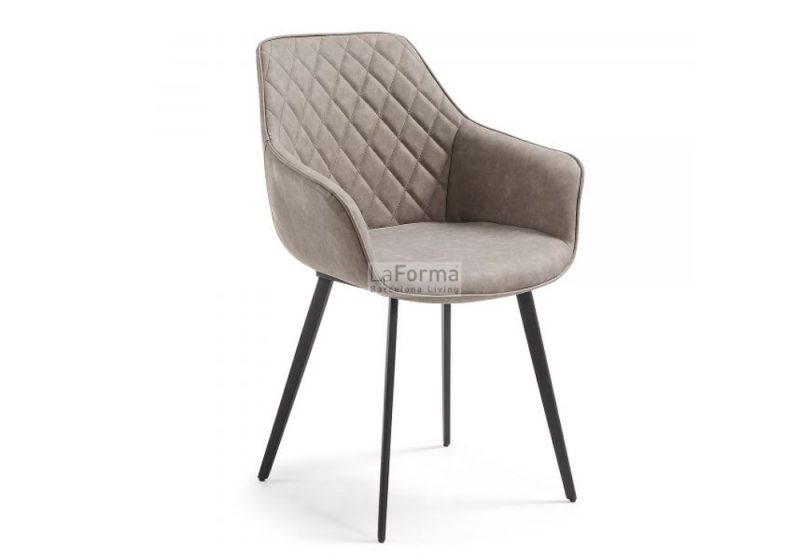Fancy Homes Aminy dining chair in taupe