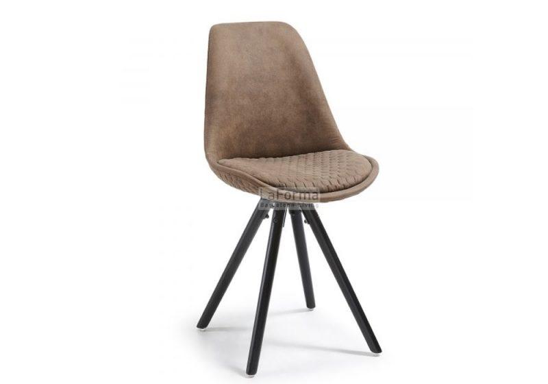 Fancy Homes lars dining chair in tan