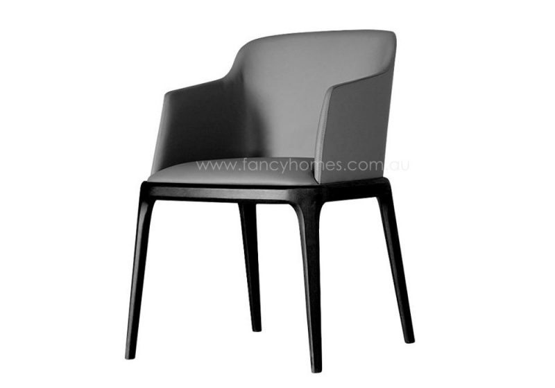 Fancy Homes Frank arm dining chair