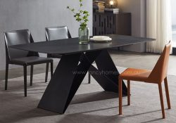 Fancy Homes Vince sintered stone dining table, tables