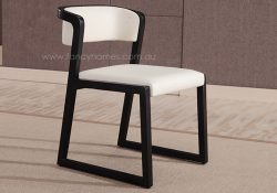 Fancy Homes Chiara armless dining chair