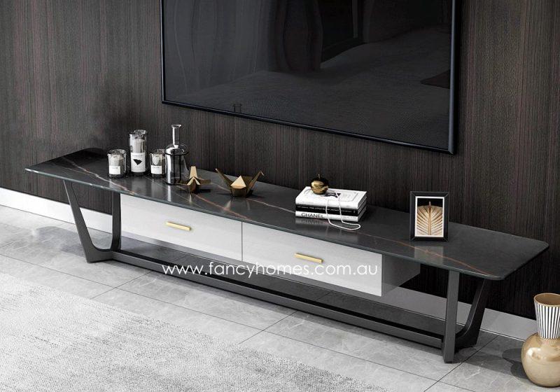 Jacob sintered stone TV unit, TV furniture top