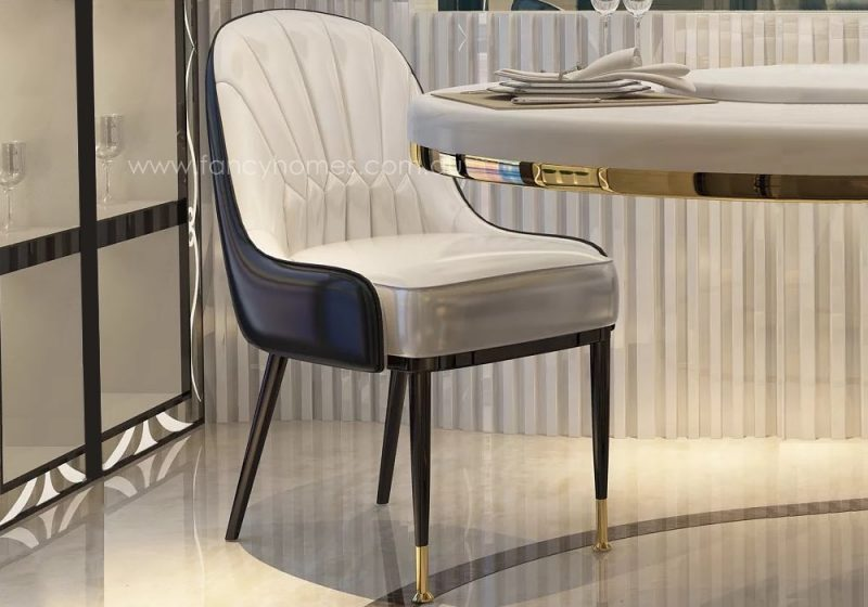 Fancy Homes Clayton dining chair, dining chairs