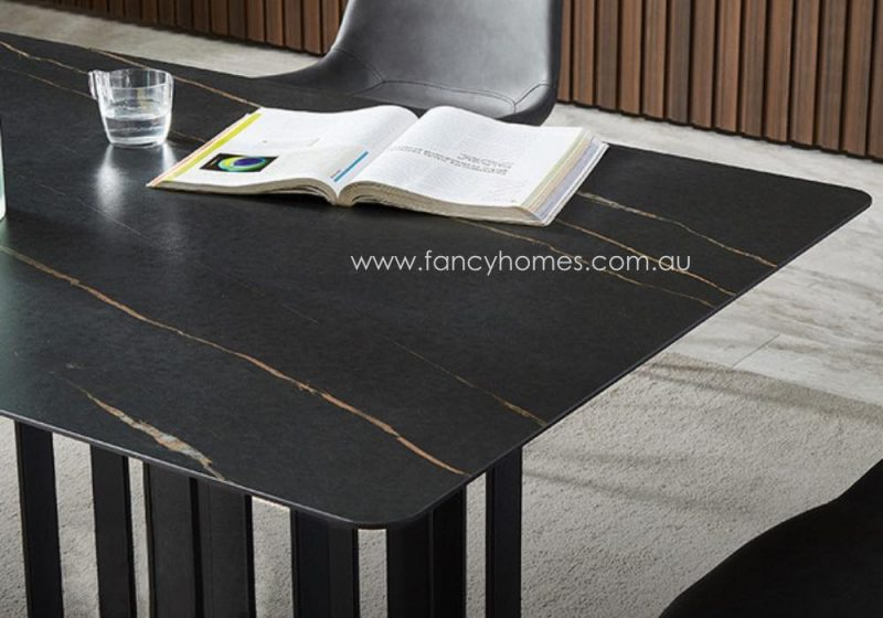 Fancy Homes Veronica Sintered Stone Dining Table Top