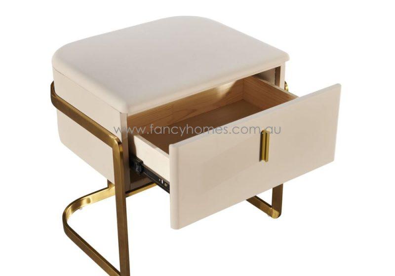 Fancy Homes SYT-206 Bedside Table Drawer Unit